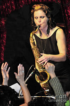 Jazz Scene with Mary-Sue by Tonia Noelle