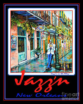 Jazz'n New Orleans by Dianne Parks