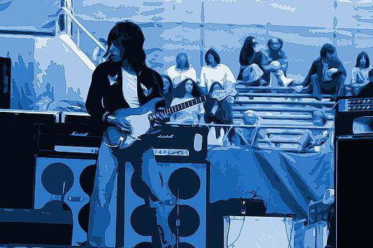 Ben Upham - JB #33 Enhanced in Blue