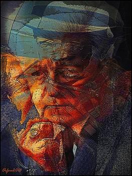 Jean Gabin by Orfeu De SantaTeresa