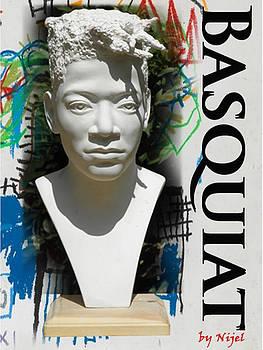 Jean-Michel Basquiat by Nijel Binns