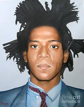 Jean-Michel Basquiat by Venus
