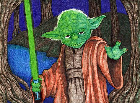 Jedi Grand Master by Jennifer Allison