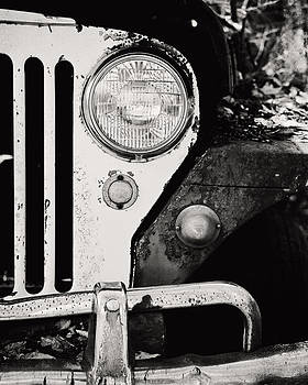Lisa Russo - Jeep Willys in Black and White