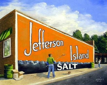 Jefferson Island Salt by Charles Sims