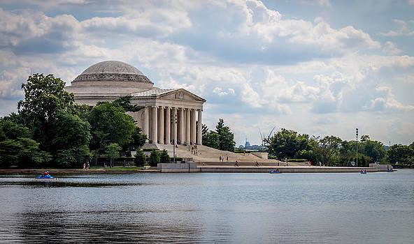 Jefferson Memorail by Samir Chokshi