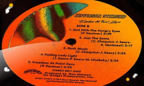 Marcello Cicchini - Jefferson Starship Side B