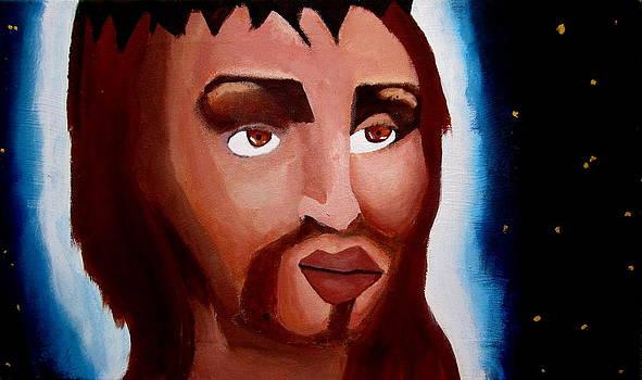 Jehovah by Alesha Legair