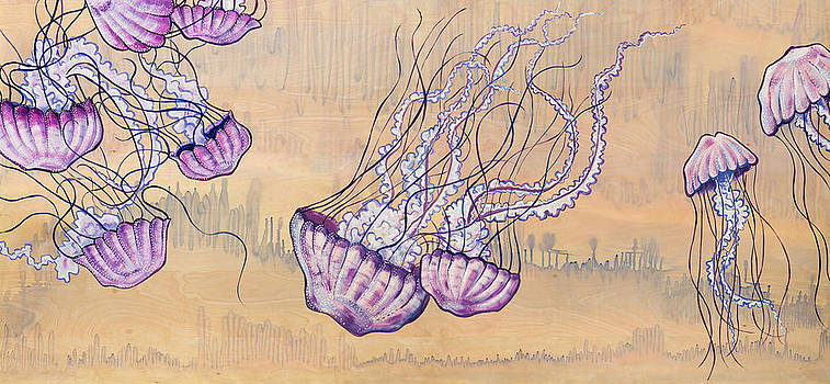 Jellyfish Ballet by Emily Brantley