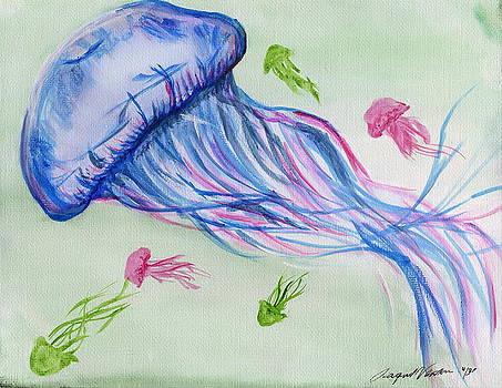 Jellyfish by Raquel Ventura