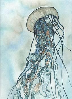 Jellyfish Three by Tamara Phillips