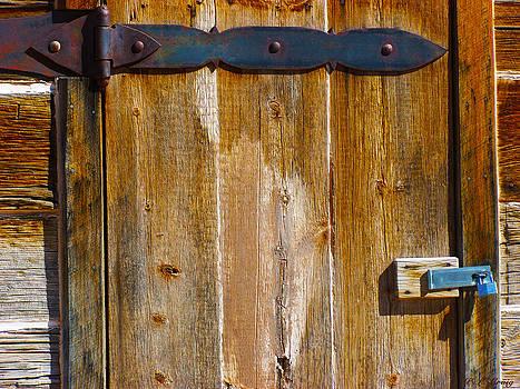 Peri Craig - Jenny Bar The Door