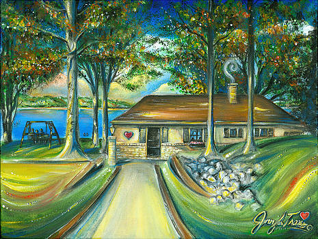 Jenny's Cottage by Jennifer Treece