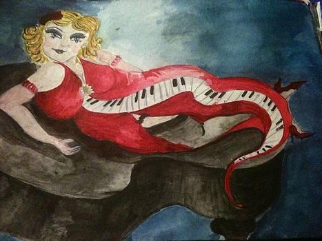 Jenny's Music by  Lady  Ann