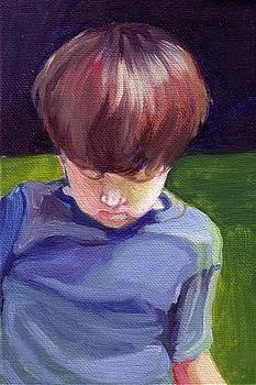 Jeremiah by Julie Orsini Shakher