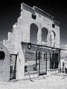 Gregory Dyer - Jerome Arizona - Jailhouse Ruins