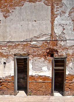 Gregory Dyer - Jerome Arizona - Ruins