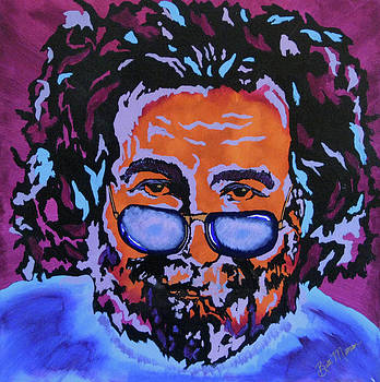 Jerry Garcia-It's A Me Thing by Bill Manson