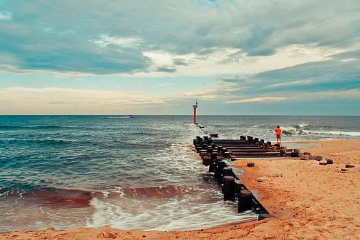 Jersey Fisherman by Ekaterina LaBranche