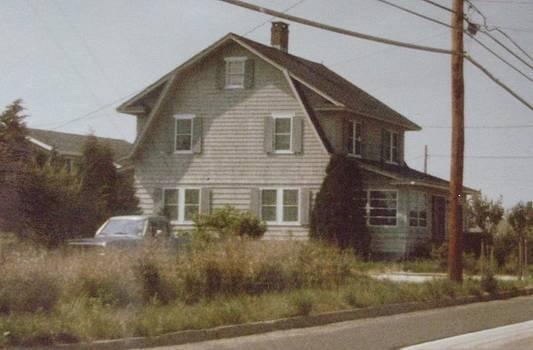 Jersey Shore Home by Joann Renner