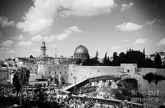 Jerusalem Old City by Stella Levi