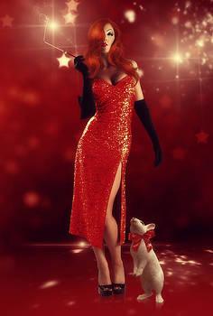 Jessica Rabbit by Cindy Grundsten