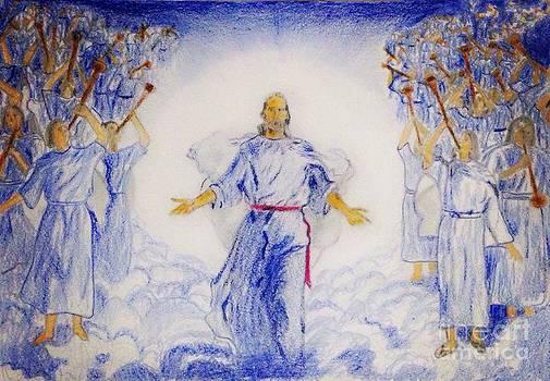 Jesus by Abiodun Bewaji
