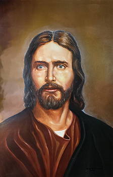 Jesus by Brent Vall Peterson