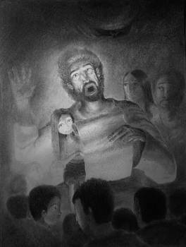 Jesus Campfire Jonah Story by Andy Nugent