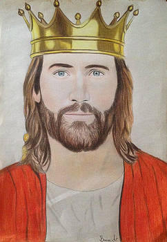 Jesus Christ by Abiodun Bewaji