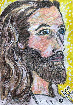 Jesus Christ by Kathy Marrs Chandler