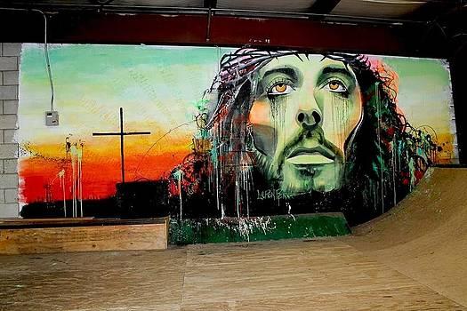 Jesus Christ by Lauren Penha