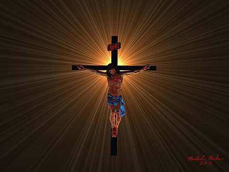 Jesus Christ by Michael Rucker
