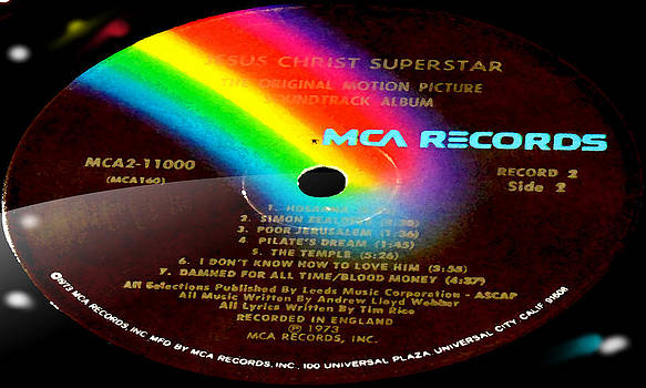 Marcello Cicchini - Jesus Christ Superstar Side 2