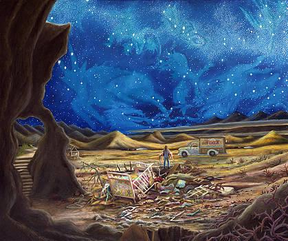 Jesus in Blue Jeans by Matt Konar