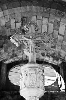 Jesus in Stone by Calvin Hanson