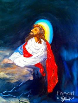 Jesus by Julie Sauer