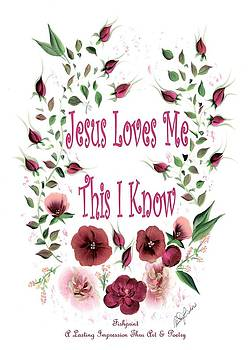 Jesus Loves Me by Shirley Fisher