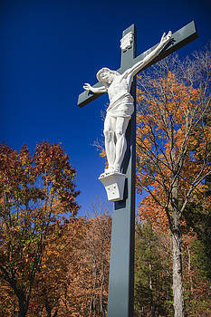 Adam Romanowicz - Jesus on the Cross