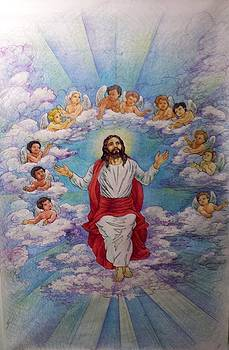 Jesus by Patrick RANKIN
