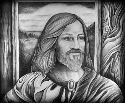 Jesus by Ricky Seagroves