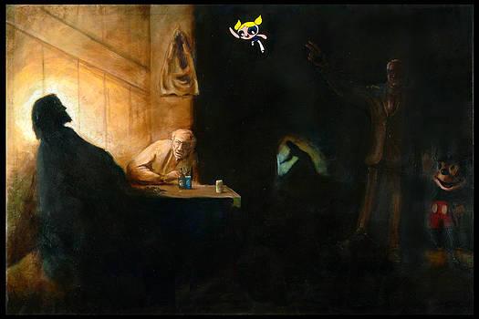 Jesus Slept by Charles  Bickel