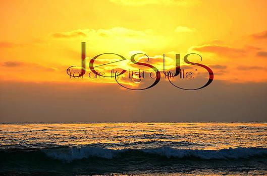 Sharon Tate Soberon - Jesus You are the Light of my Life