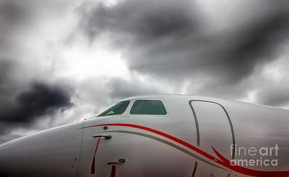 Simon Bratt Photography LRPS - Jet plane close up