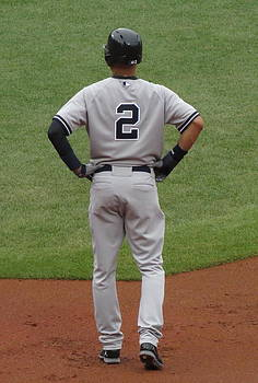 Jeter 2 by Stephen Melcher