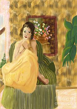 Jeune Femme by Sydne Archambault