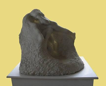 Jeux de nymphes by Rodin by Manuela Constantin
