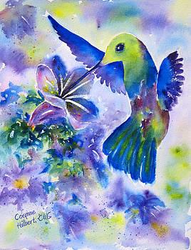 Jewel In Flight by Corynne Hilbert