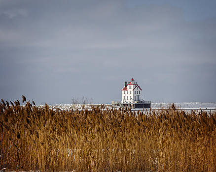 Jack R Perry - jewel of the Port Lorain Lighthouse