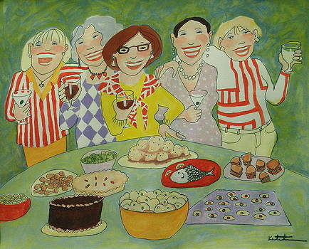 Jewish Foodies by Carole Katchen